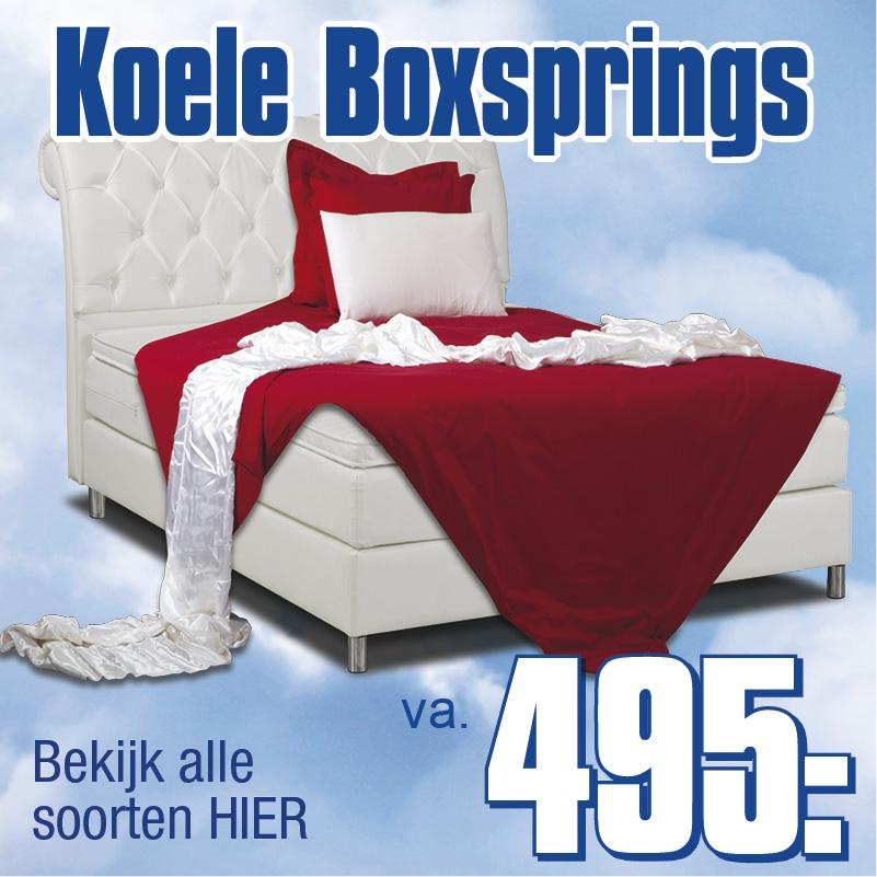 Koele Boxsprings