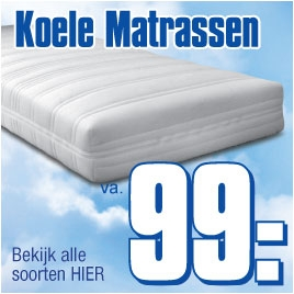 Koele Matrassen