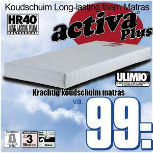 Activa Plus Koudschuimmatras