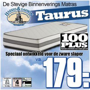 Taurus Stevige Binnenveer Matras
