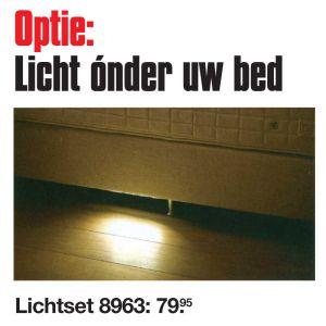 Sensor Lichtset voor onder uw bed
