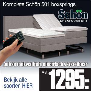 Komplete Elektrische Boxspring Schön 501