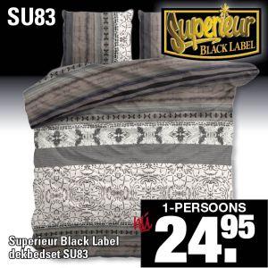 Superieur Dekbedovertrekset SU83