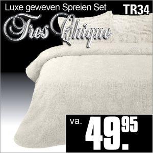 Luxe Spreienset Très Chique TR34
