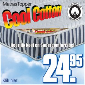Cool Cotton Matras Top