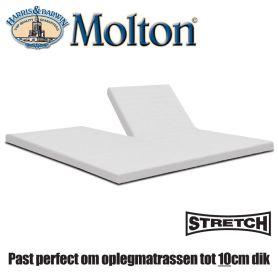 Split Topper Molton 200x200/220cm